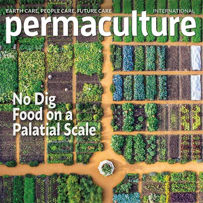 Permaculture mag logo