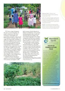Youth In Permaculture Prize 2020 - 2