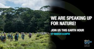 Read more about the article Earth Hour Guided Meditation on March 27