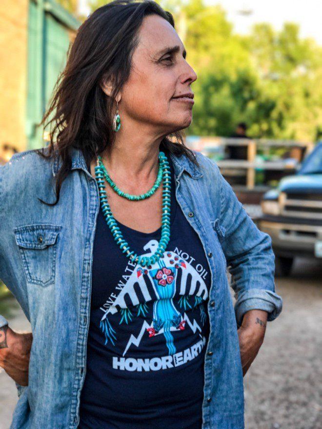 Winona LaDuke Executive Director of Honor The Earth