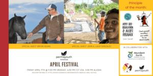 April Perma Youth Americas Festival