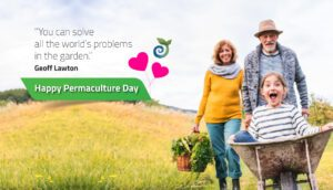 Celebrating International Permaculture Day