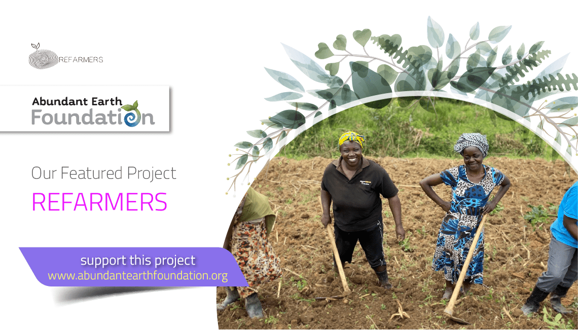You are currently viewing Support Refarmers Regenerative Farming Projects