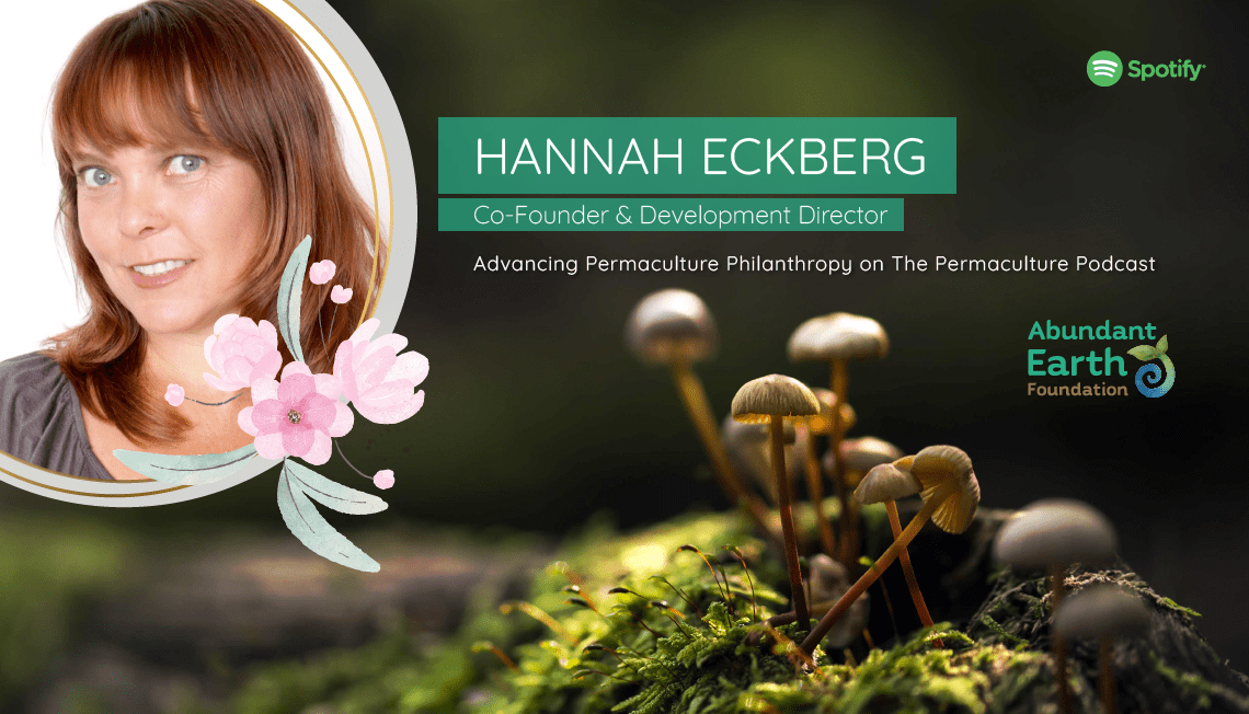 Read more about the article Advancing Permaculture Philanthropy on The Permaculture Podcast