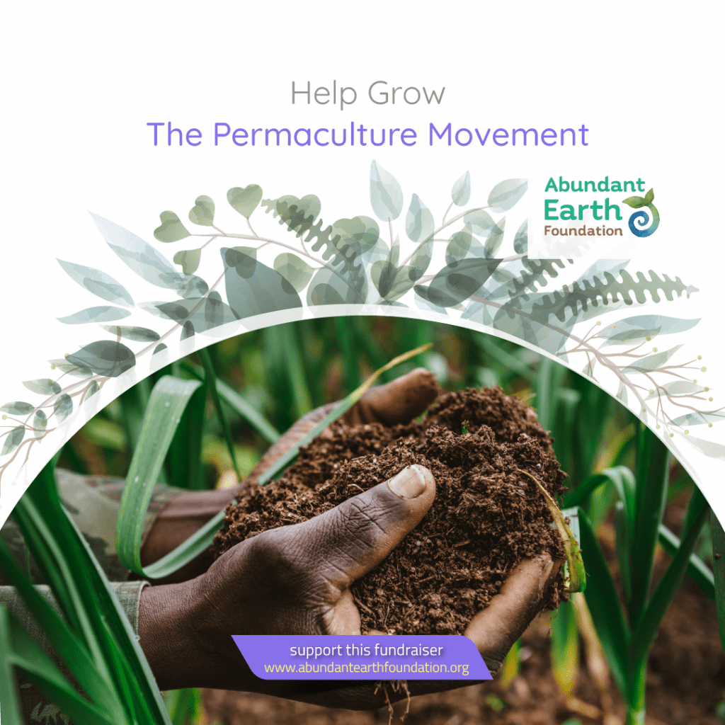 Help Grow The Permaculture Movement