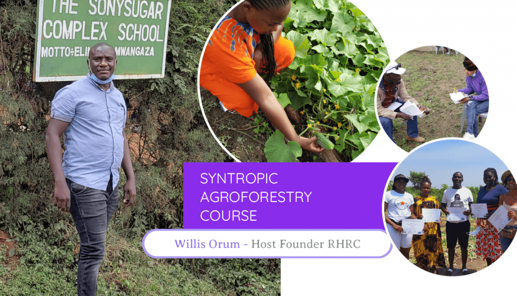 Willis Orum ARC - Agroforestry Regeneration Communities Teacher