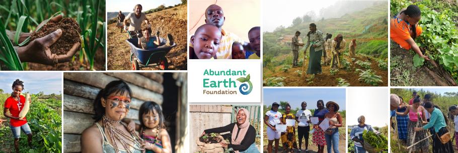 Abundant Earth Foundation Newsletters